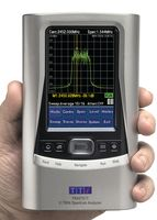 Low-Cost Handheld Spectrum Analyzer (1/3)