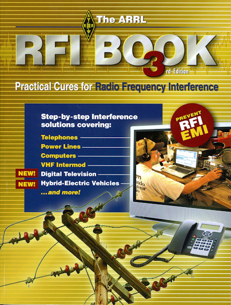 Review: The ARRL RFI Book (3rd Edition)