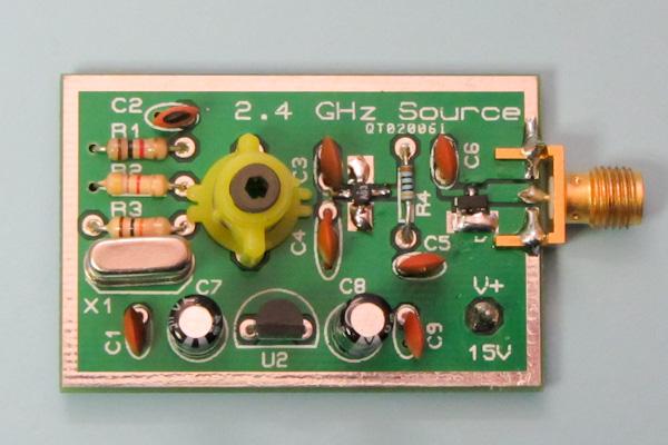 DIY 6 GHz Comb Generator